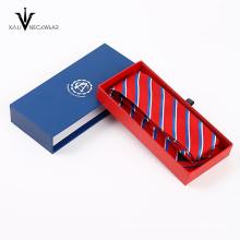 Conjuntos de corbata Jacquard de seda al por mayor para hombre Conjunto de corbata