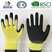 Latex Gloves, Safety Work Gloves (SL-R506)