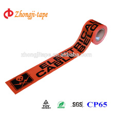 High quality underground electrical cable warning tape
