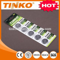 Lithium button cell battery CR2032 battery with cheap price and good quality