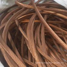 Pure Copper Wire Scrap 99.9%