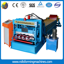 Good quality glazed tiel forming machine