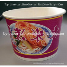 Wholesale of Disposable of Customized Paper Bowls