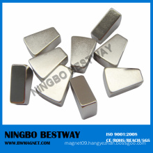 N42h Strong Force Arc Segment Magnets
