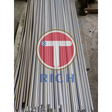 ASTM B407 Seamless N08800 Steel Tube