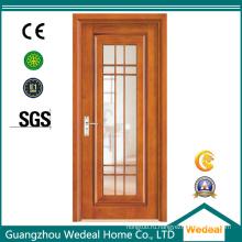 Декоративные композитные деревянные двери для дома (WDH10)