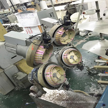 Four Color Used Toyota600 Air Jet Loom Machinery