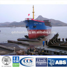 Rubber Airbag for Ship Launching and Landing