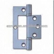 Bisagra de puerta de mariposa de perforación CNC