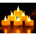 Lilin Tealight Votive Led Tanpa Api