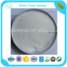 abrasives und feuerfestes, weißes, geschmolzenes Aluminiumoxid zum Polieren von Schleifpapier
