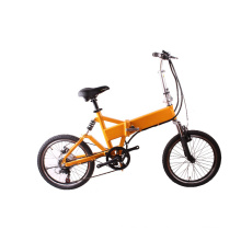 Hidden Lithium 36V 10Ah Battery 20 Inch Folding Electric Bike
