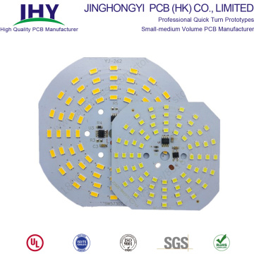 LED PCB Board with SMT assembly Aluminum-based Metal core PCB