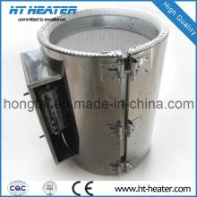 Calentador de banda de cerámica de alta calidad para máquina extrusora