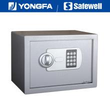 Caixa segura eletrônica do uso do escritório domiciliário do painel 250mm do EL de Safewell