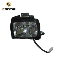 SCL-2012110374 good quality motorcycle headlamp, motorcycle head lights