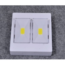 COB Wireless Switch Licht LED Wandleuchte
