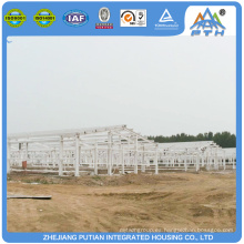 Fábrica prefabricada de aves prefabricadas de confianza en China