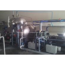 Extractor de Frutas Máquina de secado al vacío de microondas para la industria alimentaria
