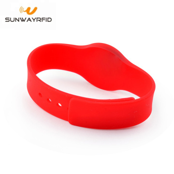 Bracelet en silicone Rfid ISO14443A ISO15693