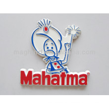 Mahatma 3D PVC fridge magnets