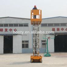 Venta de tijera hidráulica autopropulsada eléctrica de 6 m.