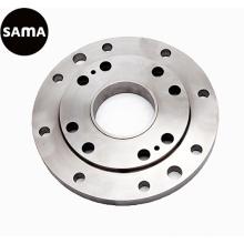 Steel Investment, Lost Wax, Casting de precisión para bridas de maquinaria para alimentos