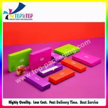 Factory Price Cmyk Printing Folding Make up Card Box