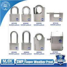 MOK@71/60WF double ball anti cut rectangular padlock high quality
