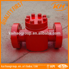 API 6A Wellhead válvula de sentido único China fábrica