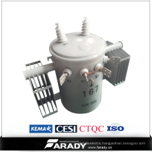 high voltage single phase pole mounted 50kva transformer price D11 series