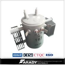 160 кВА полный самообороны полюс установлен электрический трансформатор производитель