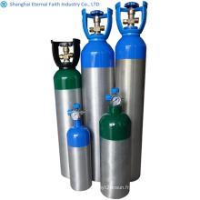Cylindre d'oxygène haute pression 2014 (MT-2 / 4-2.0)