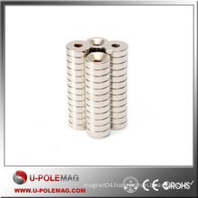 New Design Ring NdFeB Magnet With Round Countersunk F8X40mm Hole:8mm N40