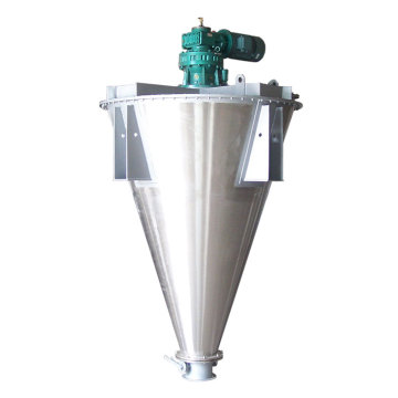 Double Screw Cone Mixer for Fertilizer Mixing