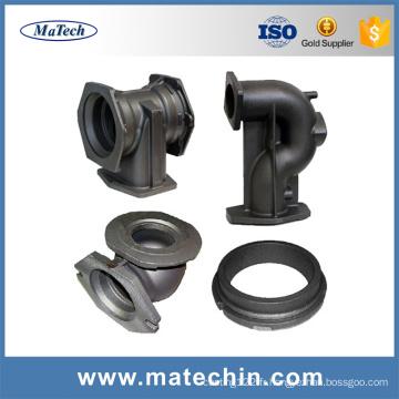 Pièces de pompe à eau de main de fonte ductile adaptée aux besoins du client par fonderie