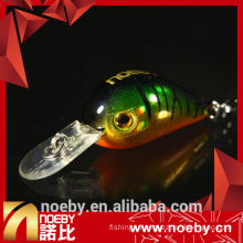 hard lure plastic small hard crank ABS plastic fishing