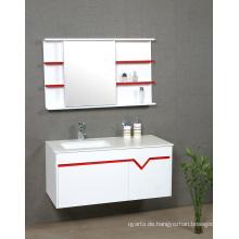 Badezimmer-Schrank mit LED-Spiegel (P37)
