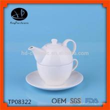 Type de céramique en porcelaine et FDA, CIQ, CE / EU, SGS, EEC Certification de thé en porcelaine pour un pot