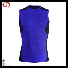 OEM Design Mens Compressão Vest baratos
