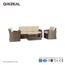 Ensemble de canapé 3 places en rotin extérieur OZ-OR065