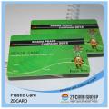 Карточка постоянного клиента PVC / пластичные карточки подарка / карточка компенсации