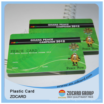 PVC Loyalty Card/Plastic Gift Cards/ Payment Card