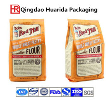 Laminated Stand-up Zipper Food Bag for Flour