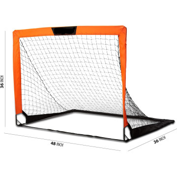 EASTOMMY Pop Up Soccer Goal Net для заднего двора