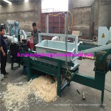 4 ось 16 лопастей 30 л. с. дизельный двигатель питается древесной стружки делая обработки