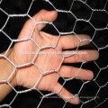 Agujero hexagonal Forma y malla de alambre tejido Tipo red hexagonal