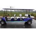 8 место завод прямых продаж Электрический гольф-кары для посещения достопримечательностей , трансфер в корзину сертификат CE