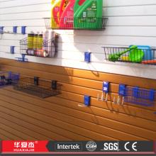 PVC Display Slat Walls Board