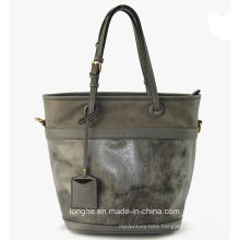 BSCI Directly Factory Bucket Women Tote Bag (ZXE1215)